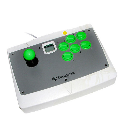 Dreamcast Arcade Stick by Agetec