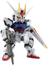 Gundam Seed Aille Strike Gundam NXedge Style Figure