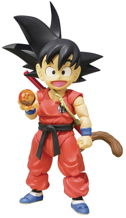 Dragon Ball: Kid Goku S.H. Figuarts Action Figure