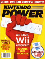 Nintendo Power Volume 206 Wii Top 25