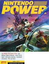 Nintendo Power Volume 277 Epic Mickey: The Power of Two