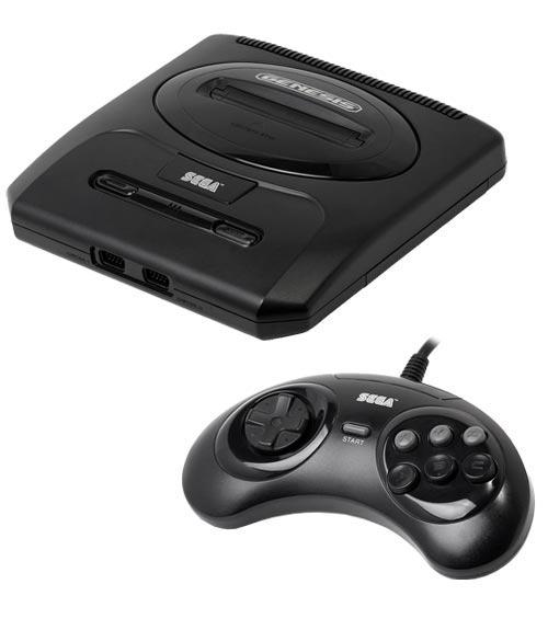 Sega Genesis Model 2 Refurbished System