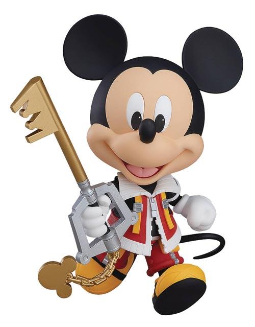 Kingdom Hearts II: King Mickey Nendoroid