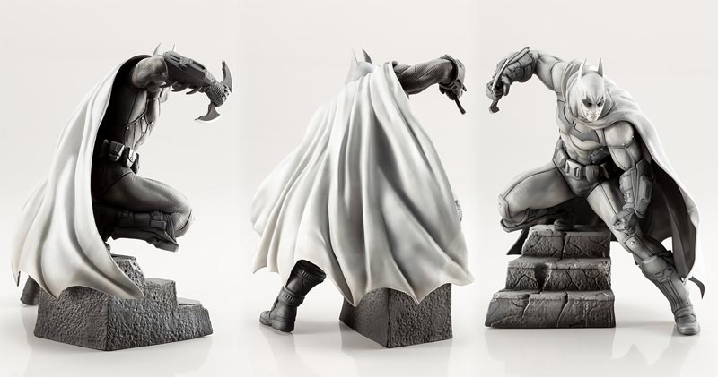 Batman Arkham Series 10th Anniversary LE ArtFX Statue additional angles