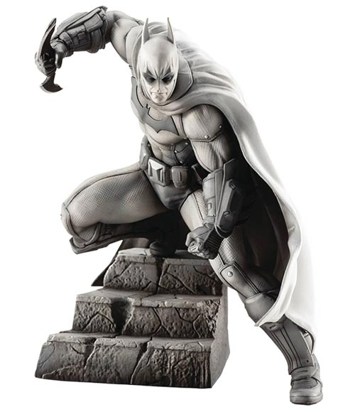 Batman: Arkham Series 10th Anniversary Limited Edition ArtFX+ Statue