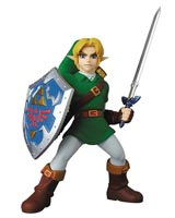 Legend of Zelda: Ocarina of Time Link Ultra Detail Figure
