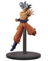 Dragon Ball Super Chosenshi Retsuden II V1 Ultra Instinct Goku Figure