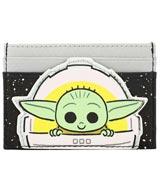 Star Wars Mandalorian Grogu Card Wallet