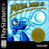 Mega Man 8 Anniversary Edition