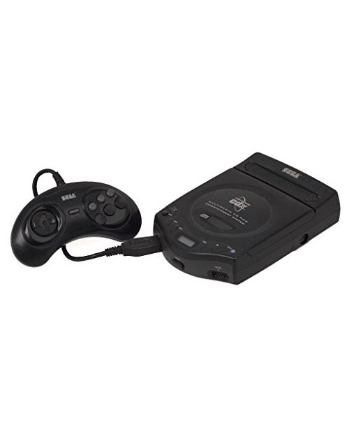 Sega CDX System