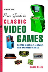Official Price Guide to Classic Video Games