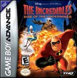 Incredibles: Rise of the Underminer