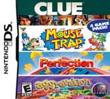 Clue / Mousetrap / Perfection / Aggravation