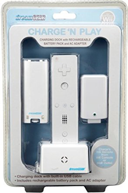 Nintendo Wii Charge 'N Play