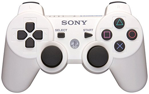 Playstation 3 DualShock 3 Controller White