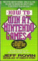 How to Win at Nintendo Games #4 by Jeff Rovin