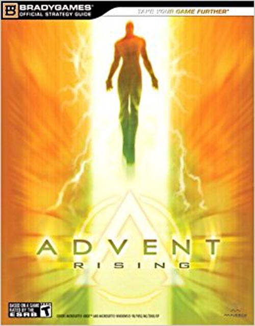 Advent Rising Official Strategy Guide Book