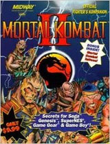 Mortal Kombat II Official Fighter's Kompanion
