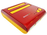 Retro Duo NES/SNES System Red/Gold