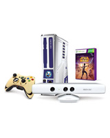 Microsoft Xbox 360 Slim 320GB Kinect Star Wars Limited Edition Bundle