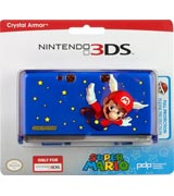Nintendo 3DS Super Mario Crystal Armor Case