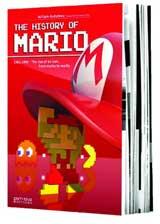 History of Mario: 1981-1991