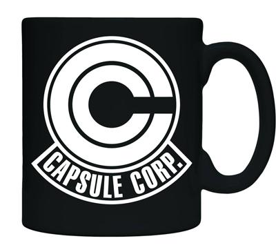DBZ Capsule Corp Mug