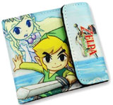 Legend of Zelda: Link and Zelda Wallet