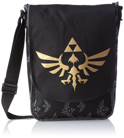 Zelda Skyward Sword Logo Mini Messenger Bag