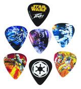 Star Wars Dark Side Guitar Pick 12 Pack