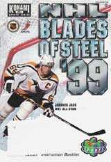 NHL Blades of Steel '99 (Instruction Manual)