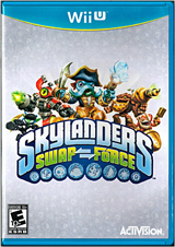 Nintendo Wii U Skylanders Swap Force (Game Only)