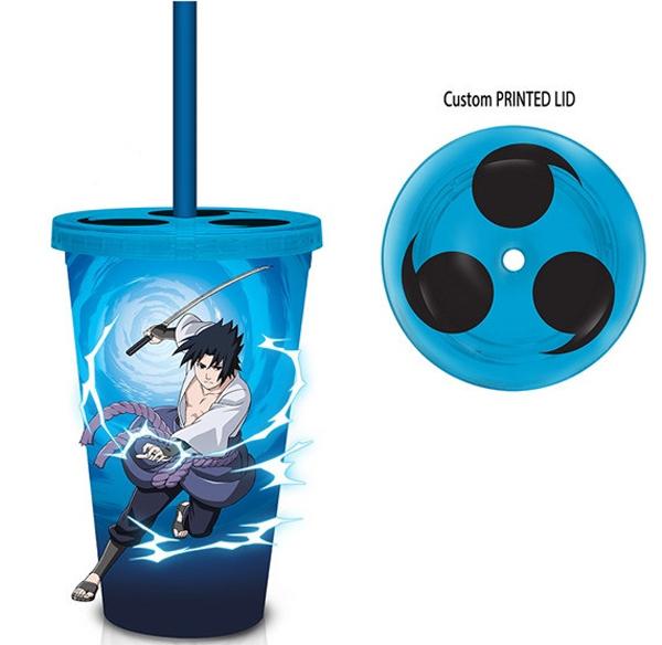 Sasuke Uchiha Curse Mark 18oz Carnival Cup