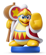 amiibo King DeDeDe Kirby Series