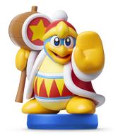 amiibo King DeDeDe Kirby Series