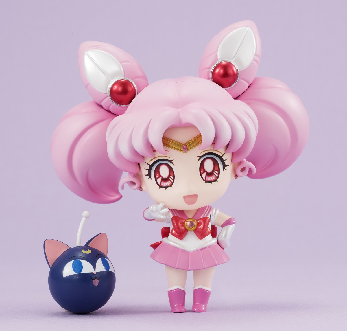 Sailor Moon Petit Chara Sailor Chibi Moon DX Figure
