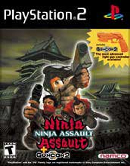 Ninja Assault w/ GunCon 2