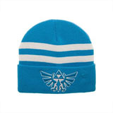 Legend of Zelda Hyrule Fiber Optic Embroidered Acrylic Beanie