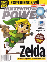 Nintendo Power Volume 205 Zelda Phantom Hourglass