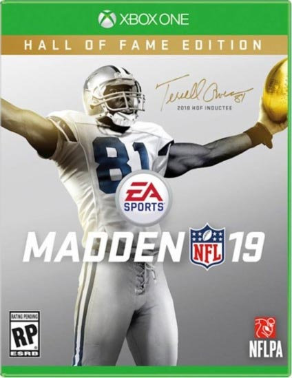Madden NFL 19 Hall of Fame Edition