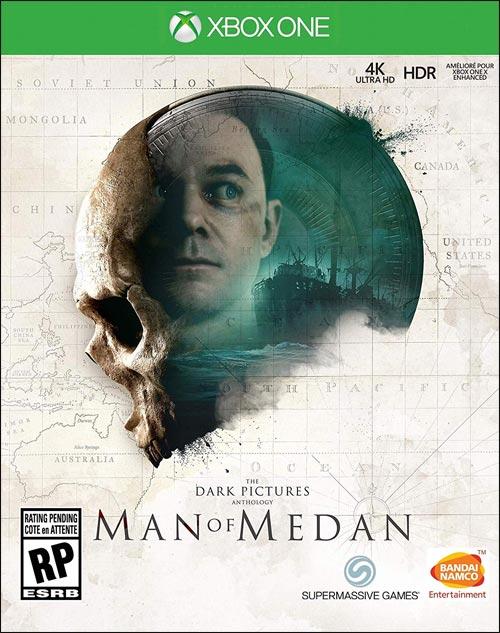 Dark Pictures: Man of Medan, The