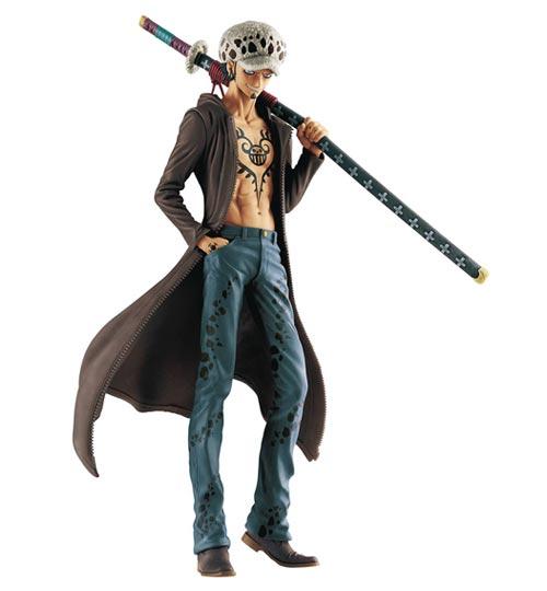 One Piece Trafalgar Law 10 Inch Memory Figure