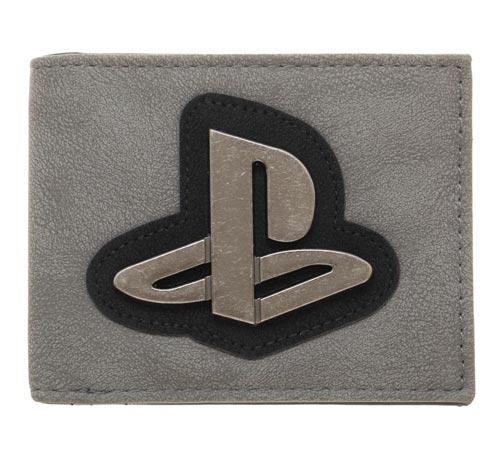 Sony Playstation Distressed Bi-Fold Wallet
