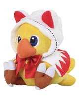 Chocobo's Mystery Dungeon Every Buddy! Chocobo White Mage 7 Inch Plush
