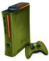 Microsoft Xbox 360 20GB Halo 3 Special Edition System - Refurbished