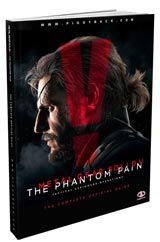 Metal Gear Solid V: The Phantom Pain Complete Official Guide