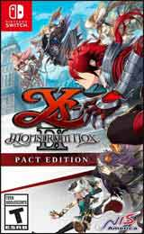 Ys IX: Monstrum Nox Pact Edition