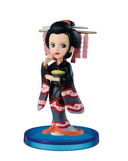 One Piece World Collectible Wanokuni Volume 6 Mini Figures BMB