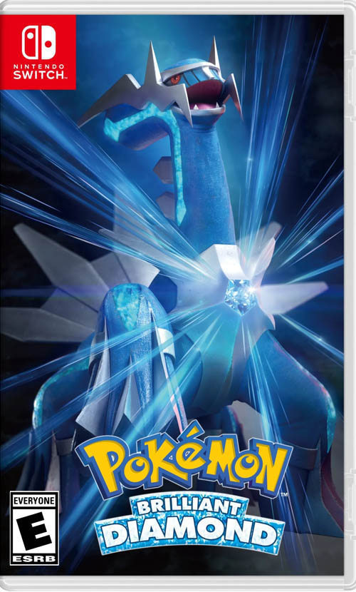 Pokemon Brilliant Diamond