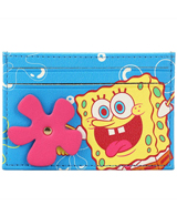 Spongebob SquarePants Bikini Bottom Card Wallet